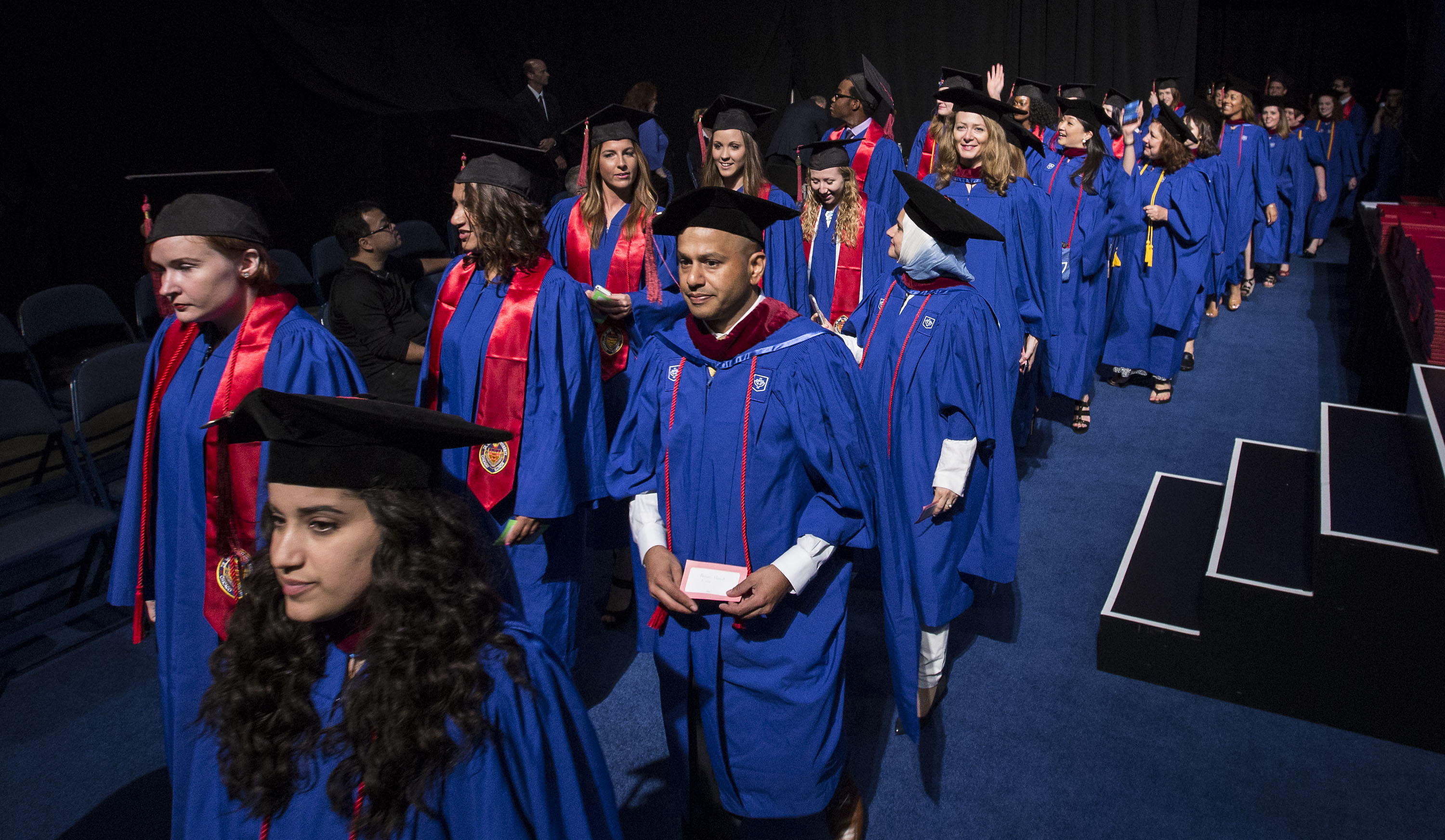 Commencement | About | College of Communication | DePaul