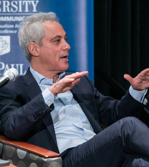 Rahm Emanuel, Mayor of Chicago