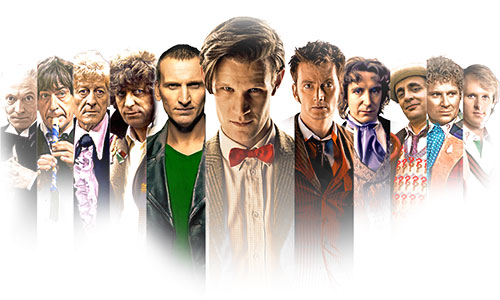 Dr Who graphic