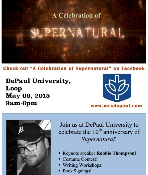 A Celebration of Supernatural