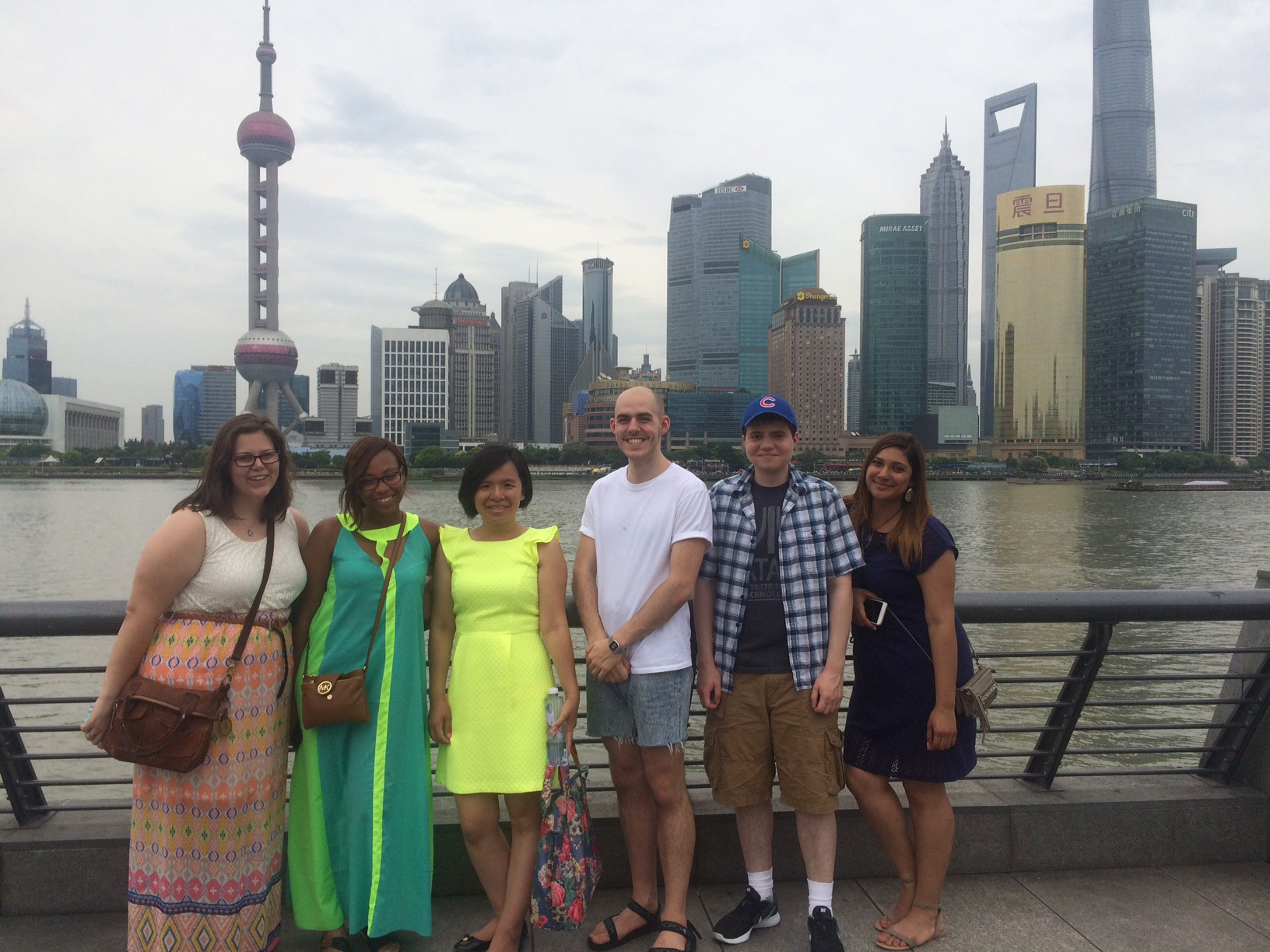 Professor Kelly Chu's CMN 398: Study Abroad class focuses on Advertising and Social Media in China.