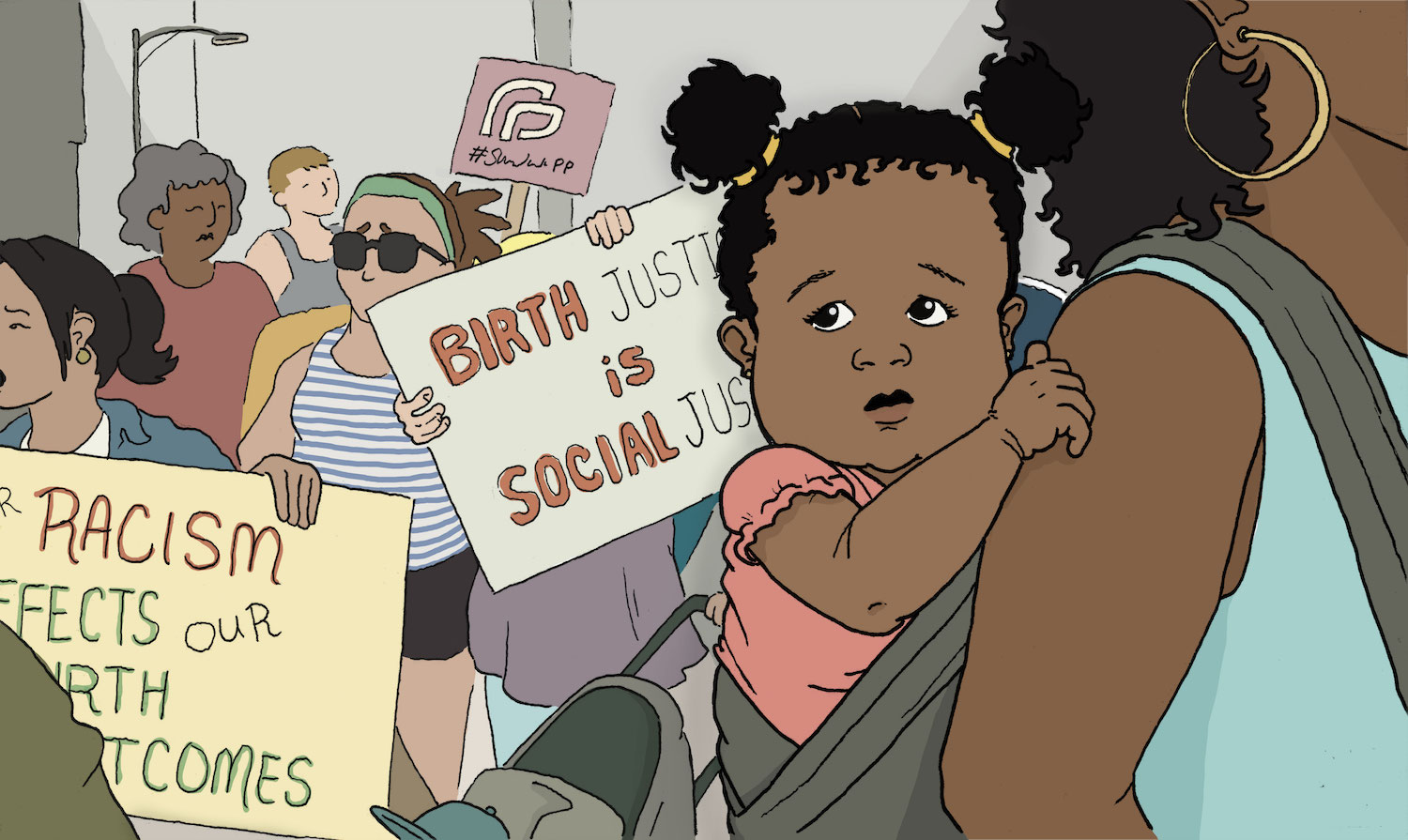 Birth Justice is Social Justice