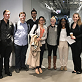 Students Visit Ketchum, a Global PR Firm