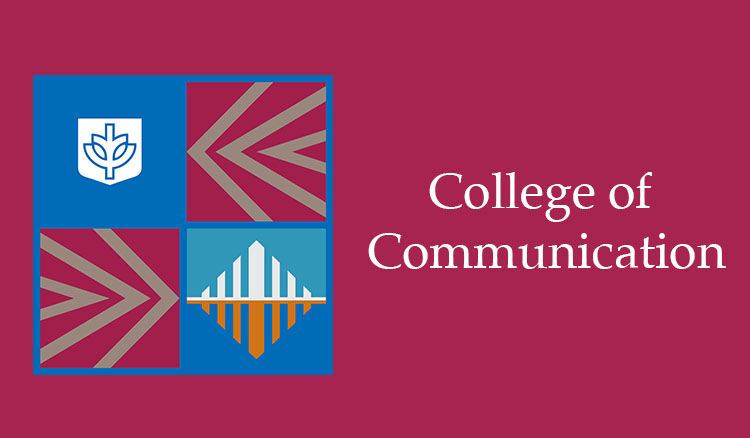 College of Communication banner