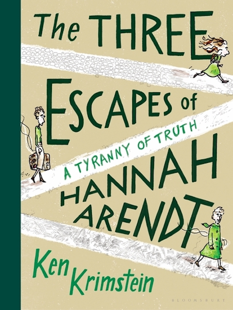 Three Escapes of Hannah Arendt