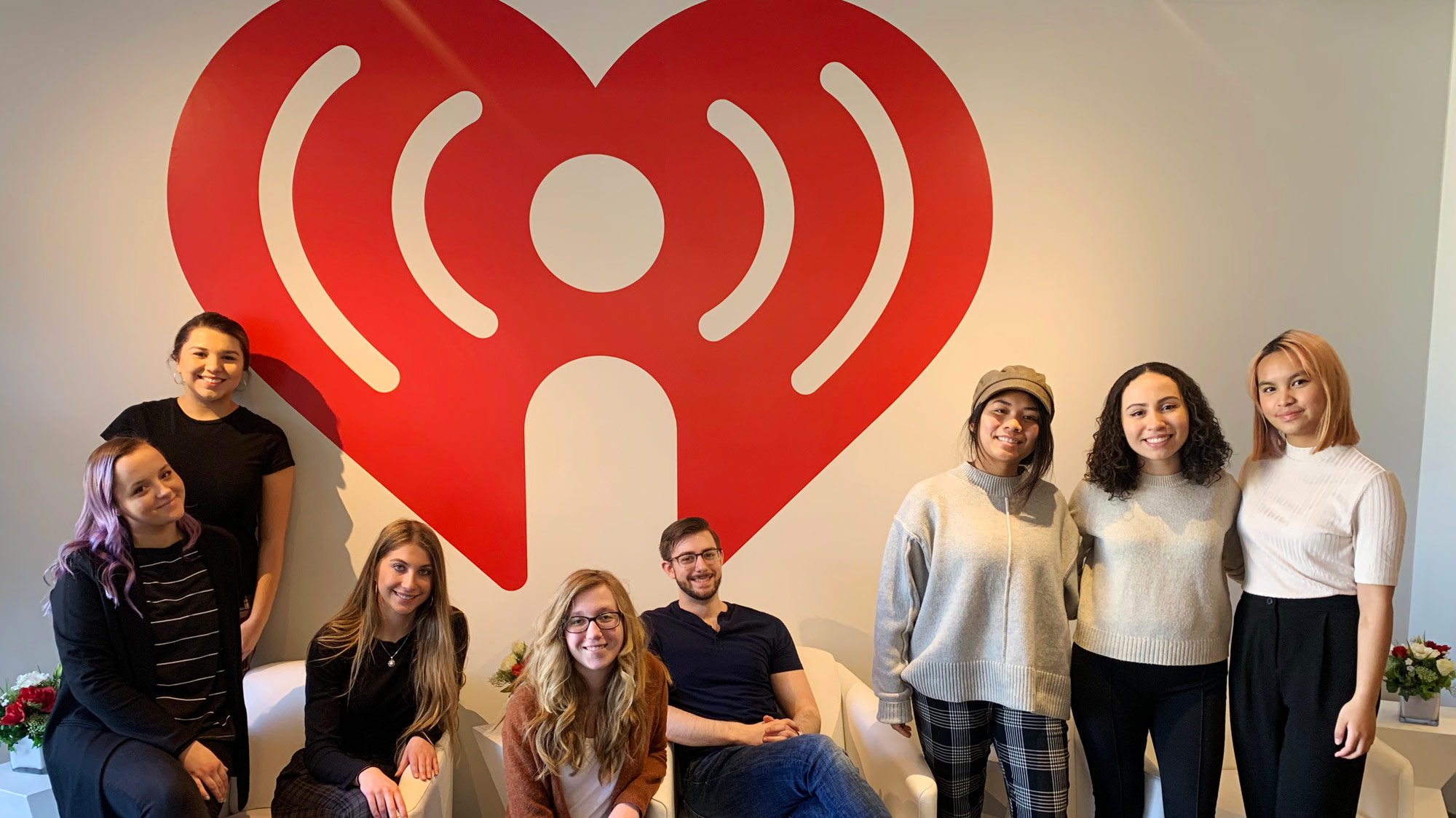 The Ad Society Visits iHeartRadio